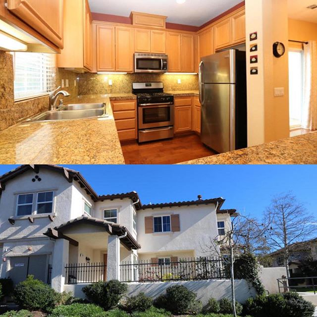 Just closed this beautiful Townhome in Dos Vientos!  It was a tough escrow but we always get them closed!  Give us a call if you are thinking of buying or selling, would love to help you too!