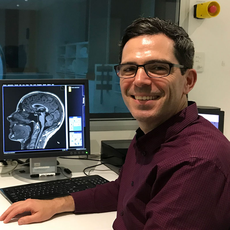 QLD - Professor Dan Hermens Dan Hermens is Professor of Youth Mental Health and Neurobiology at the University of the Sunshine Coast. He is a cognitive psychophysiologist who studies brain development, as well as psychiatric and substance use disorders in young people. His current research includes a prospective cohort study of early adolescents from the Sunshine Coast region. With a focus on neuroimaging and cognitive assessment, this study will examine the factors associated with mental health and wellbeing in the adolescent period. His research program also includes novel imaging studies examining the time-course of neurotransmitters and the brain effects of glutamatergic agents (e.g. ketamine, alcohol).