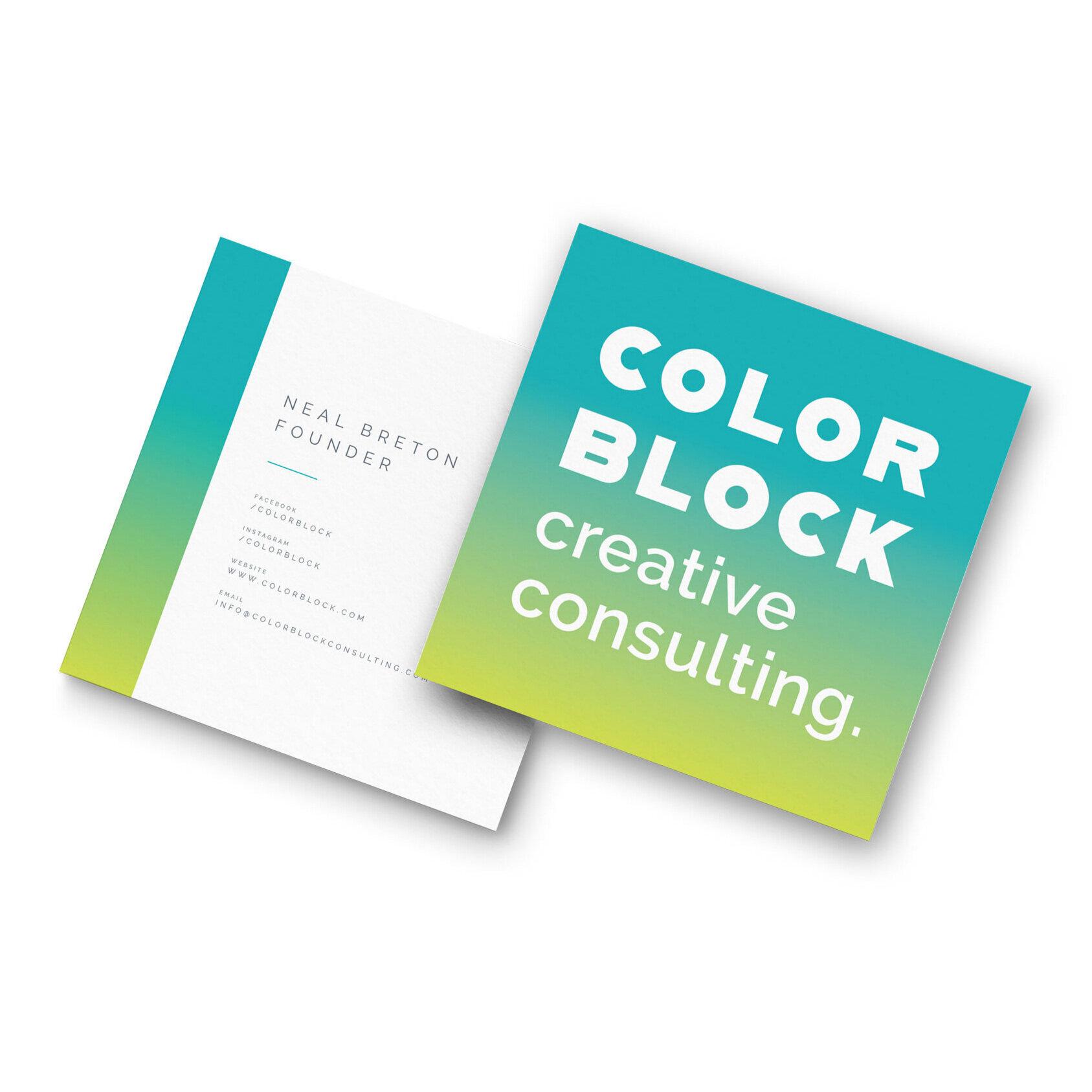 Colorblock Creative Consulting