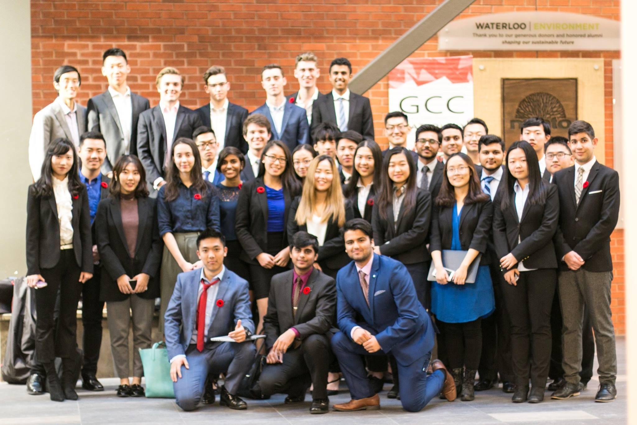 GCC McGill University