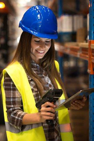 Inventory Counts - Complete your count accurately in half the time with a wireless inventory barcode scanner.