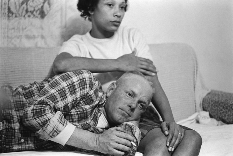 Mildred and Richard Loving.  Photo credit: Scrutiny Pod.