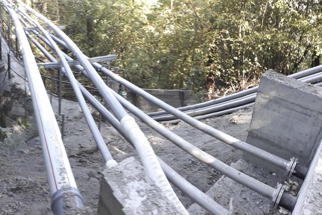 Ouvrage Pont du Queline