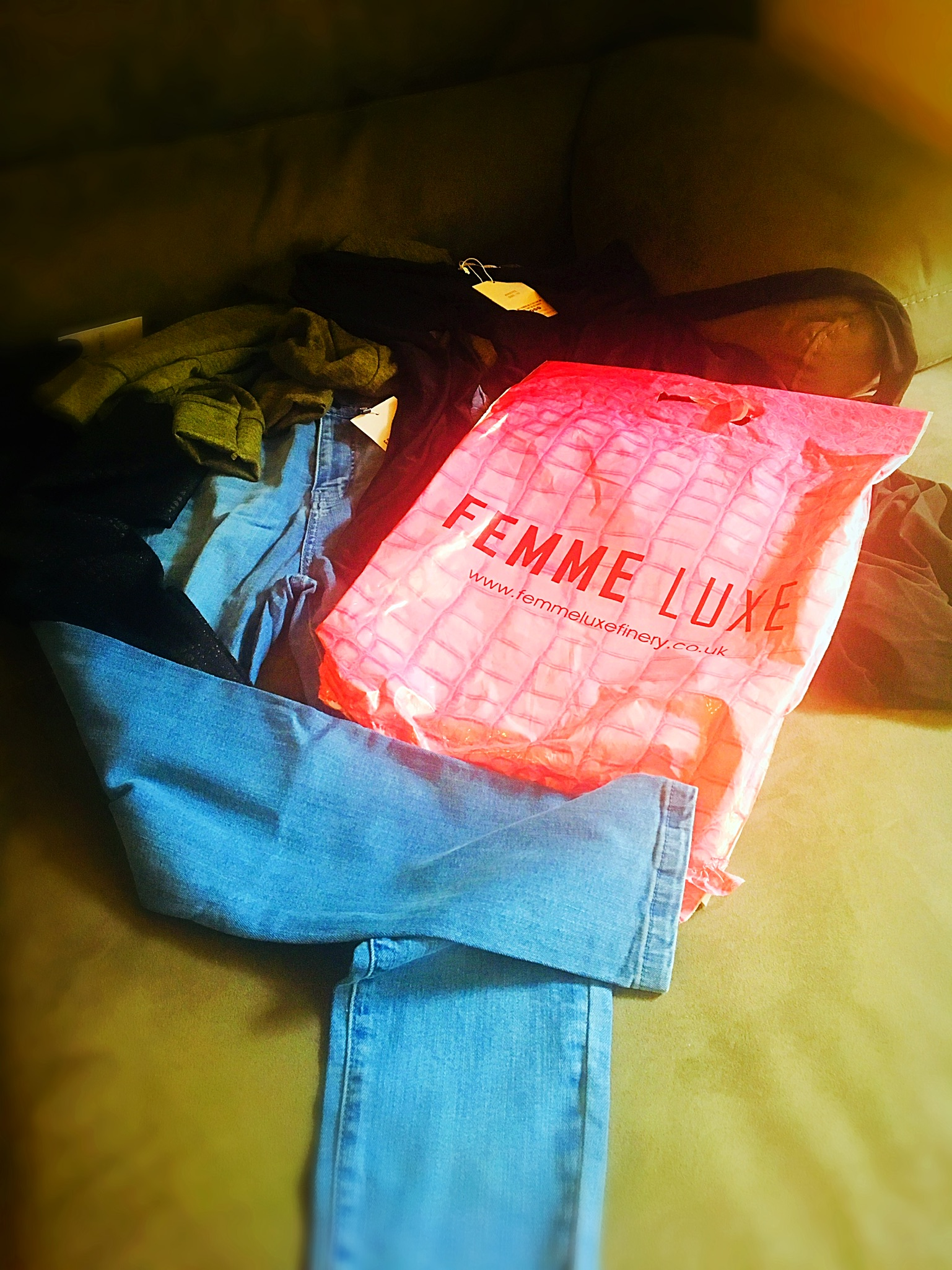 Femme Luxe Delivery