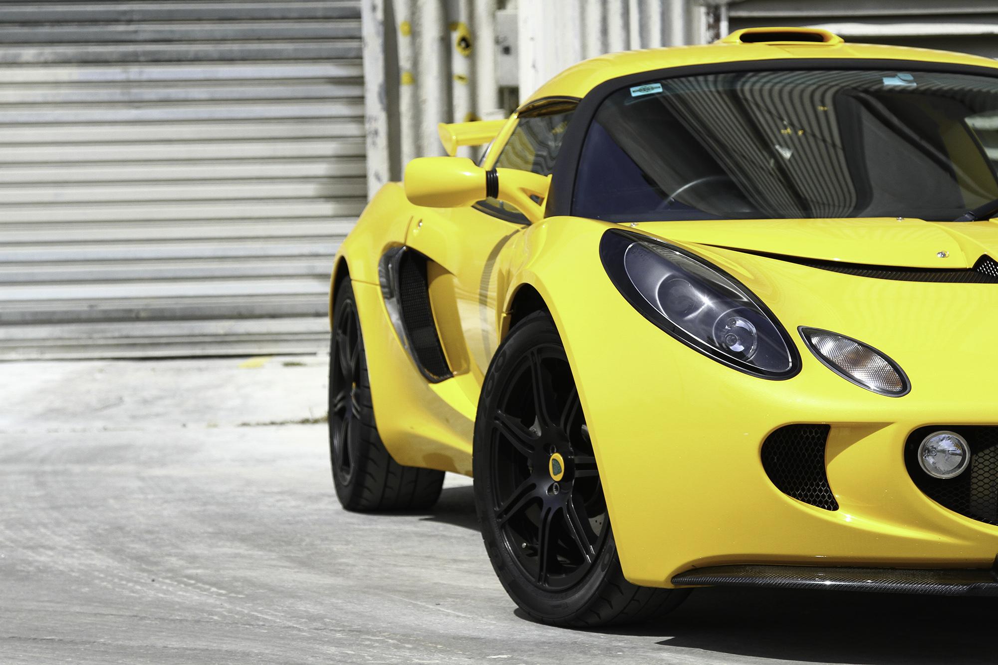 Lotus Exige S Series 2, by  Lotus Cars Great Britain