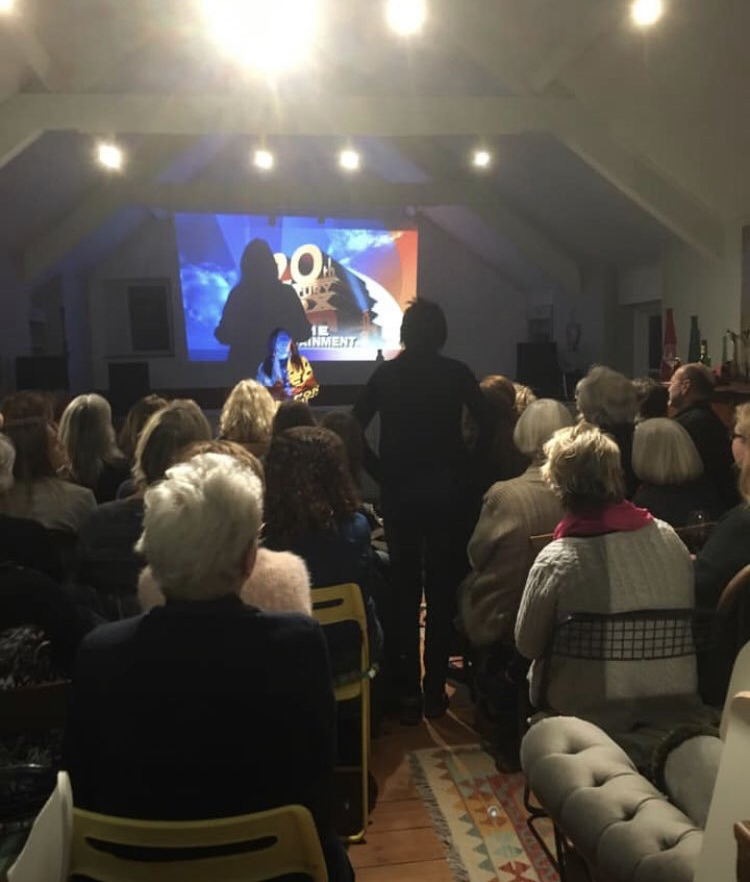Our  Sold Out  screening of the iconic film 9 to 5 In our Treehouse Studios.