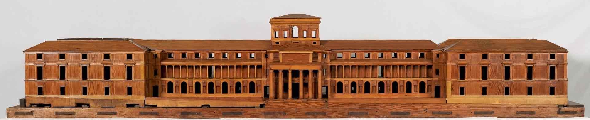 [1787] Model Natuurhistorisch kabinet - Prado Museum Madrid
