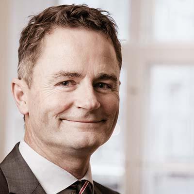 Lars Munch   Bestyrelsesformand, JP/Politikens Hus (næstformand)