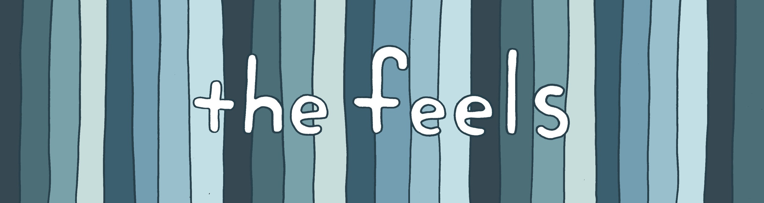 The Feels is a web series about a bisexual guy with way too many emotions. it's about bisexuality, gentle masculinity, and mental health.