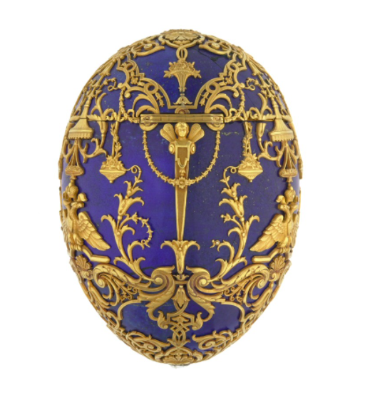Home Faberge Discoveries
