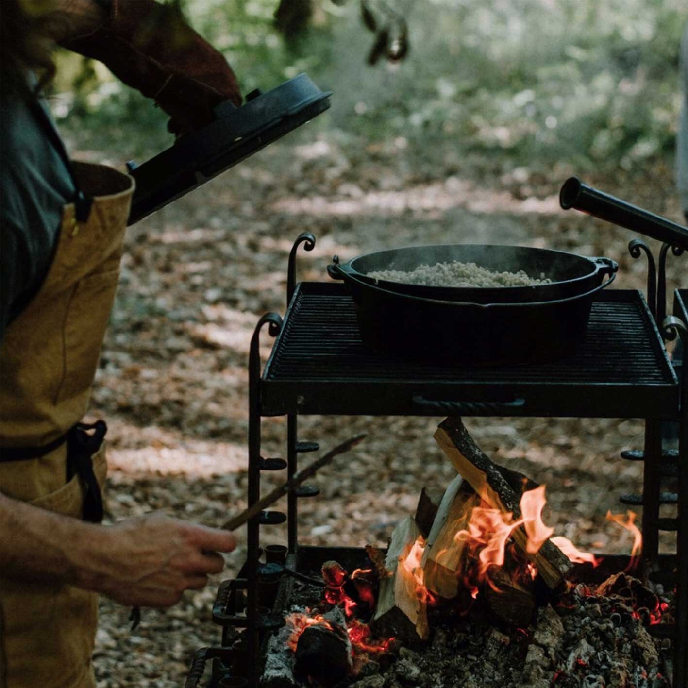 FIRE+WILD Cooking with Fire East Sussex
