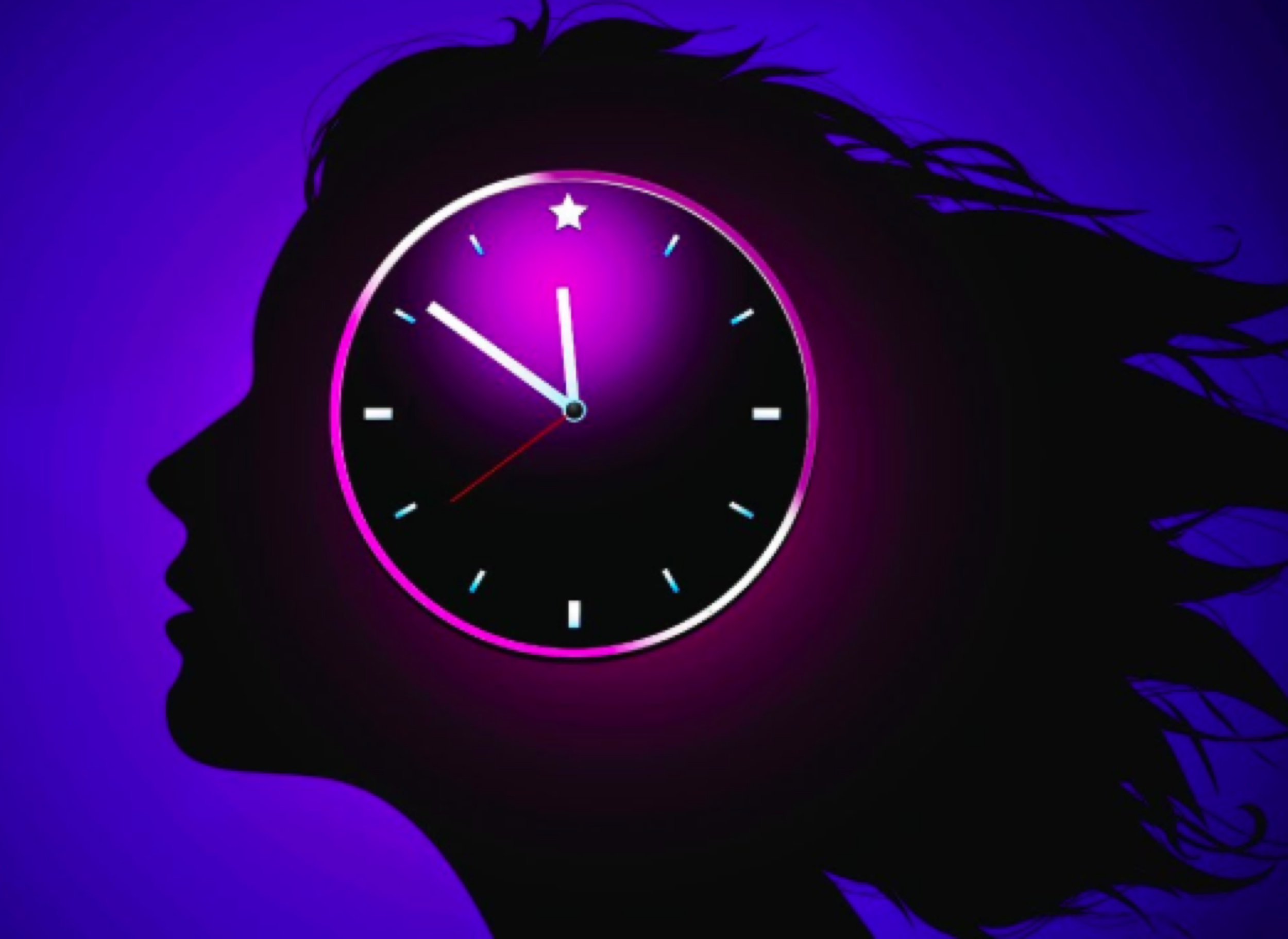 Biological clock.  Picture from youtube.com.