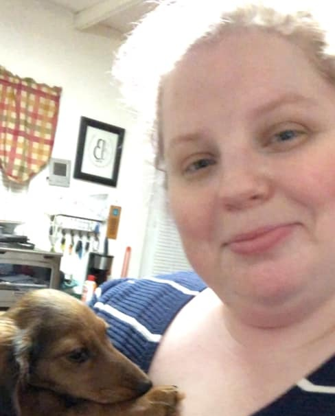 About Liz - Liz Bilodeau is a 20-something lesbian. She's a social worker, love's helping people, drawing, knitting, watching Netflix and listening to music.
