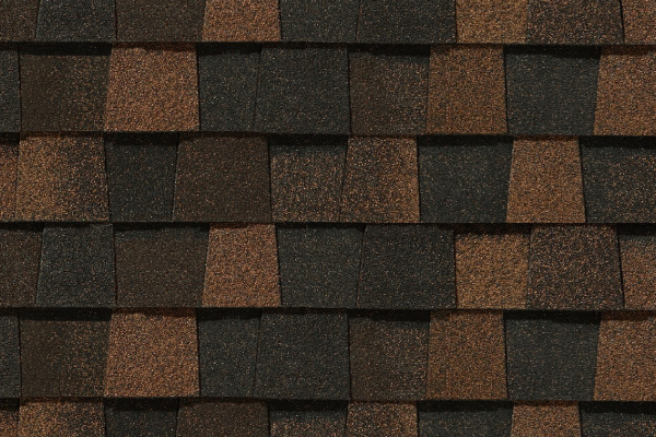 certainteed asphalt shingles - This shingle features tough, two-piece laminated fiberglass based construction that outclasses ordinary roofing in both appearance and performance.