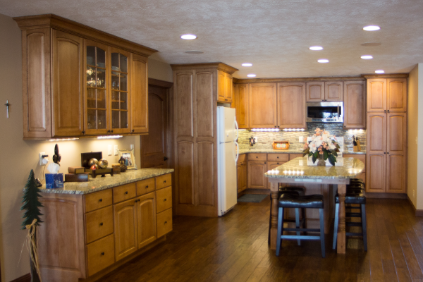 KITCHEN REMODELS - We all know that kitchens are the heart of the home. We've been proud to partner with many homeowners in the area to design and build the kitchen of their dreams.VISIT OUR KITCHEN GALLERY
