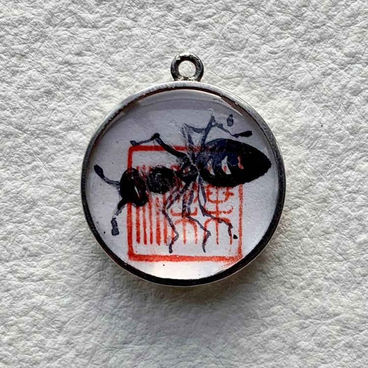& Ant £180 2 x 2cm