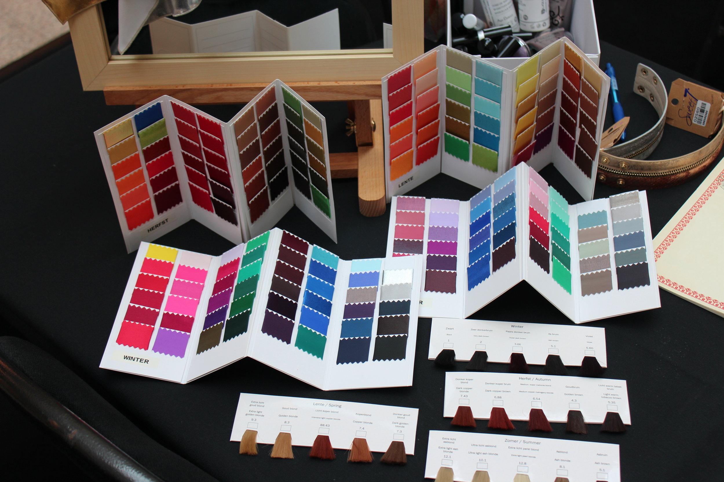 Workshop kleuradvies