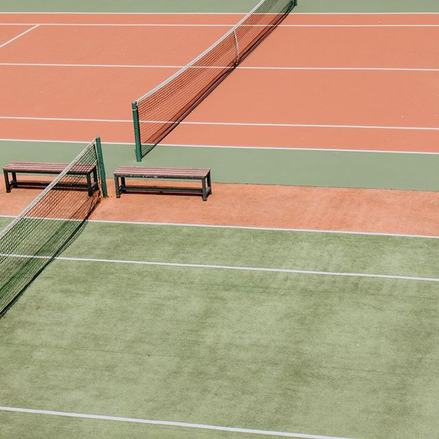 We love the grit, we love the competition, we love athletics. We specialize in athletic wear and love it! What's your favorite sport? 🎾🥇 * * * #tenniscourts #sports #athletics #competition #ziel #sustainablefashion #ecofriendly #ondemandmanufacturing #newyork #nyc #upstateny #activewear #apparel #fashion #design #sizeinclusivity #technology #brands #poweredbyziel