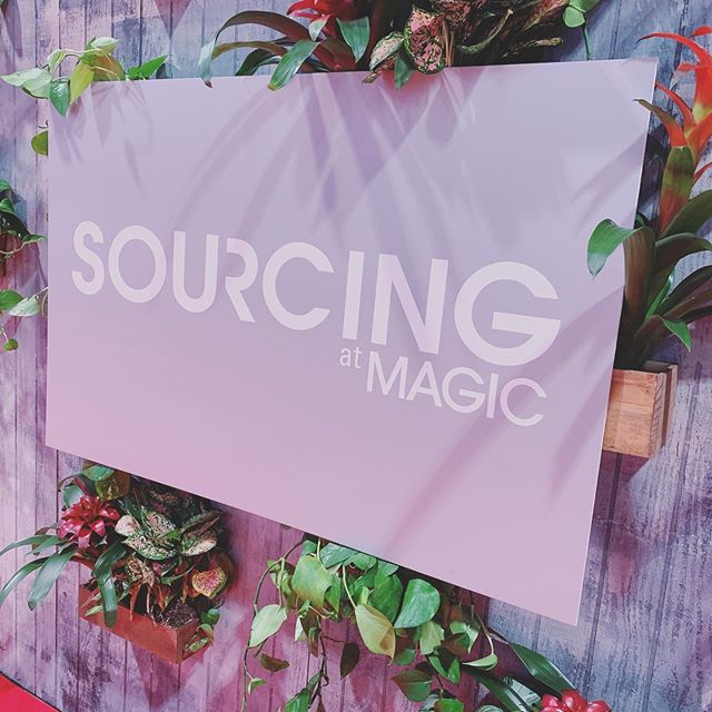 Where all the magic happens ✨💫 Come visit us in our booth, 102516 * * * #magic #sourcing #convention #lasvegas #sustainablefashion #ecofriendly #ondemandmanufacturing #newyork #nyc #activewear #apparel #fashion #design #sizeinclusivity #diversity #technology #brands #poweredbyziel