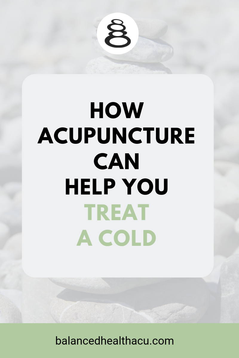 Did you know that getting an acupuncture treatment at the first sign of cold symptoms can help you get better faster and reduce the severity of your symptoms? Learn how by reading this post and learn how to practice acupressure on the acupuncture point Large Intestine 4 to treat your symptoms at home.