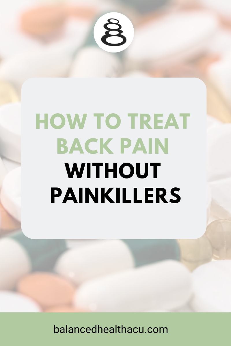 If you are suffering from back pain, you want to feel better fast, but did you know that there are alternatives to reducing back pain without the use of painkillers? Check them out here and try one today!