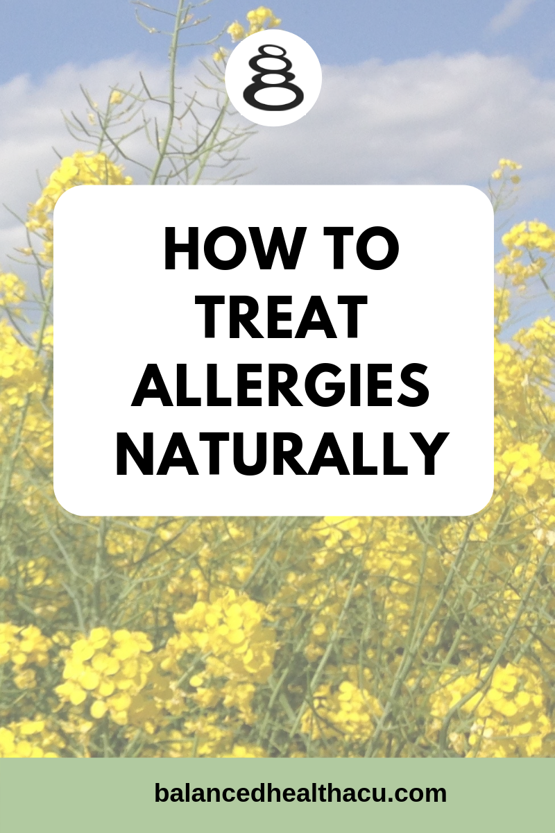 Don't suffer this allergy season. Instead, help prevent allergies and treat them naturally with these remedies and techniques.