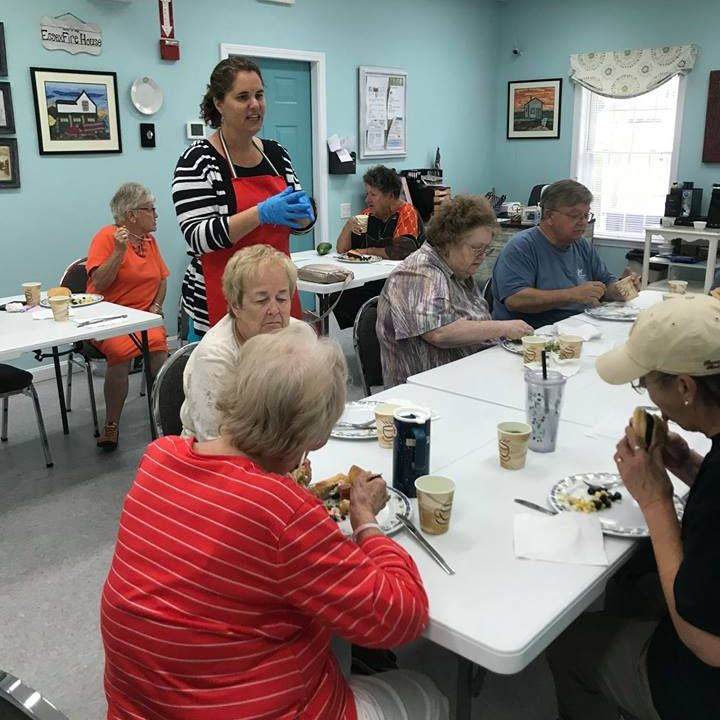 We expanded our outreach initiatives to all 6 towns we serve which included educating local COA members about nutrition on a limited budget. -