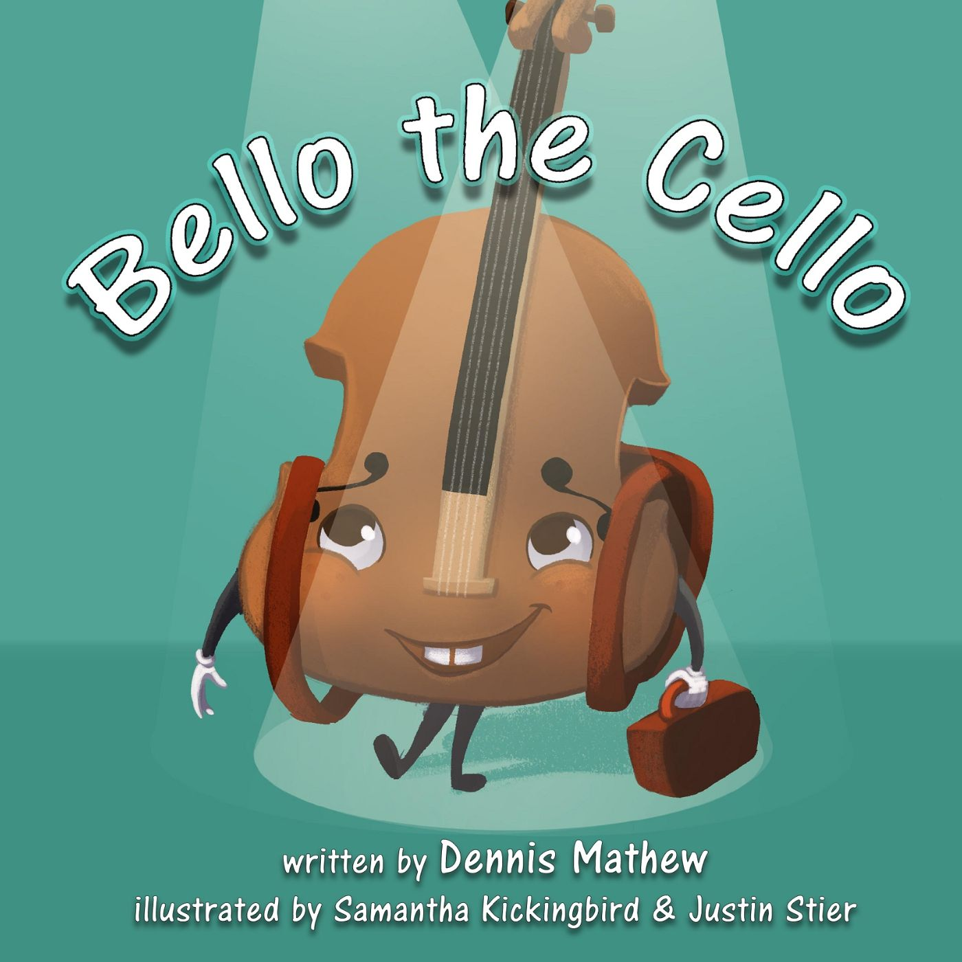 Purchase a Book - We recently partnered with local author, Dennis Mathew, who will donate $5 per book sold, when you choose Acord Food Pantry at check out. Please use this link to preview and order this adorable book,Bello the Cello- a wonderful story about learning to find your own