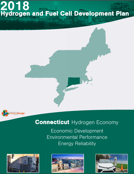 2018 Connecticut Hydrogen and Fuel Cell Development Plan