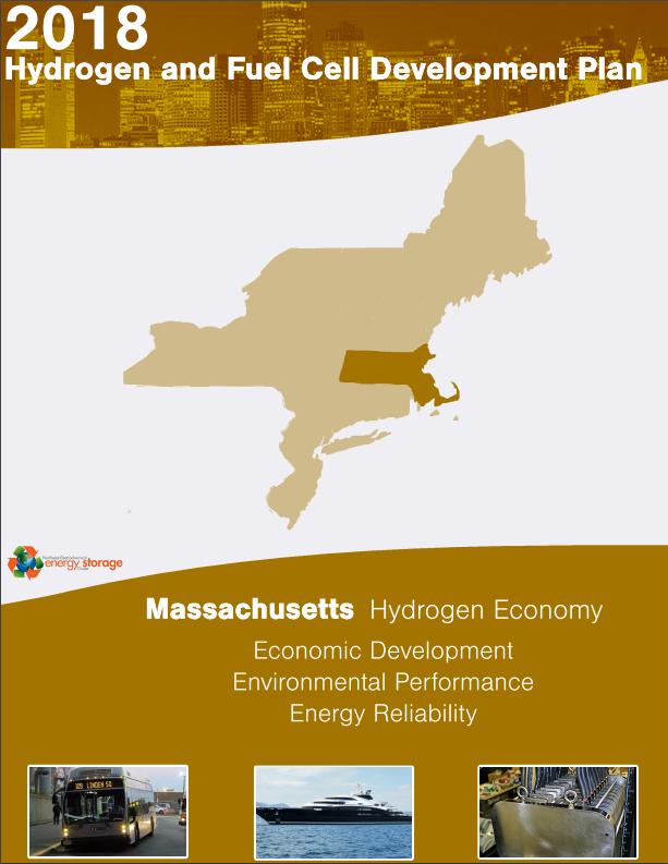 2018 Massachusetts Hydrogen and Fuel Cell Development Plan