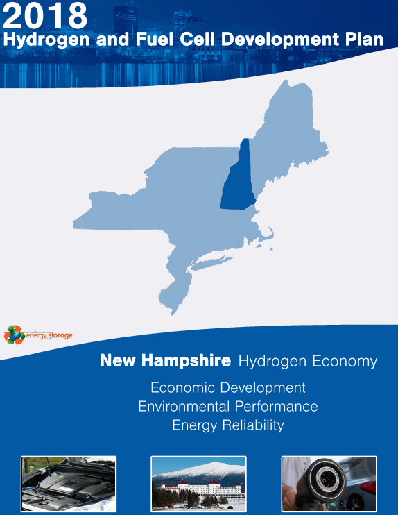 2018 New Hampshire Hydrogen and Fuel Cell Development Plan