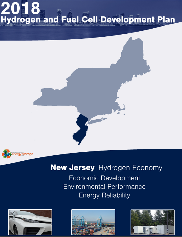 2018 New Jersey Hydrogen and Fuel Cell Development Plan
