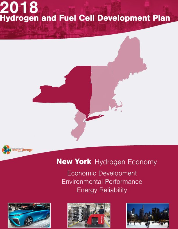 2018 New York Hydrogen and Fuel Cell Development Plan