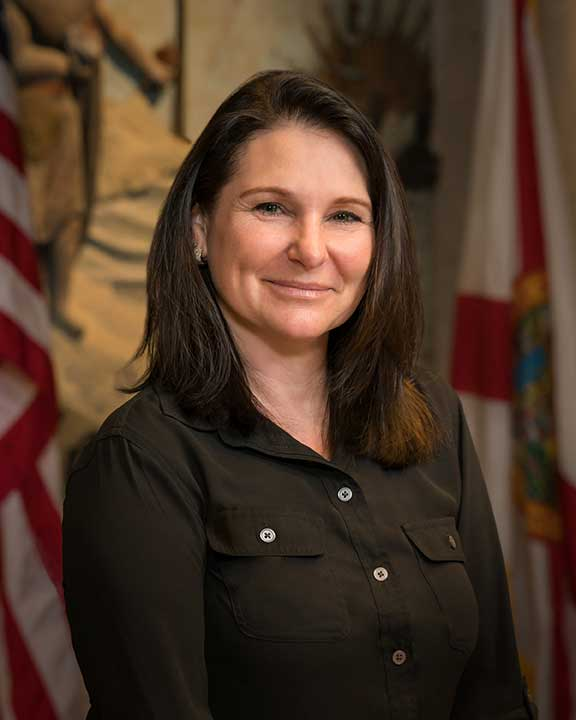 Michele Lieberman, Alachua County Manager