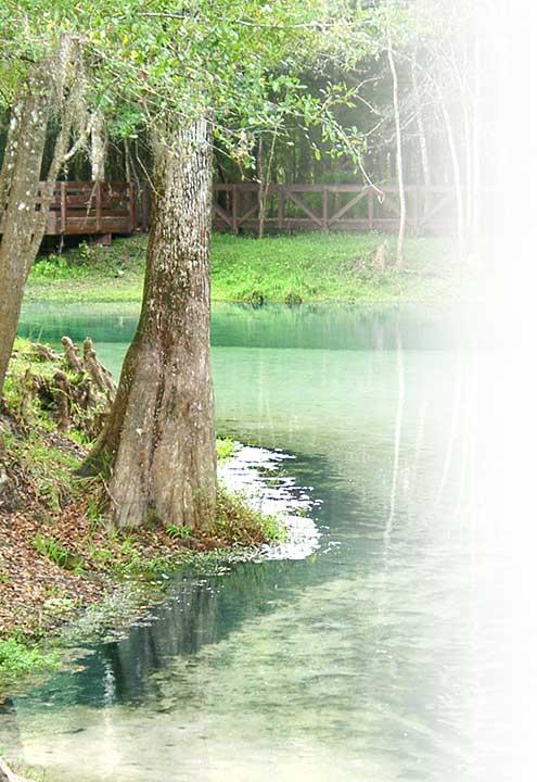Poe springs and santa fe river