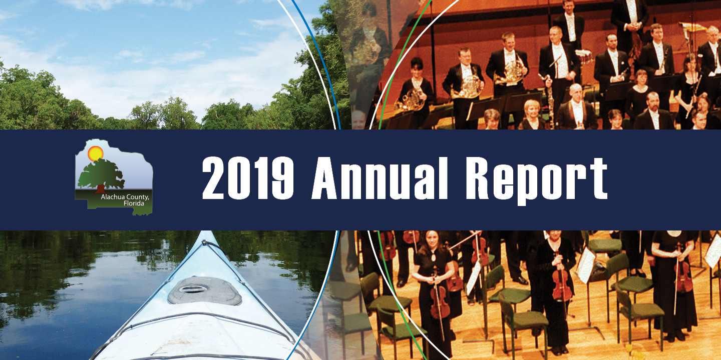 2019 Alachua County Annual Report