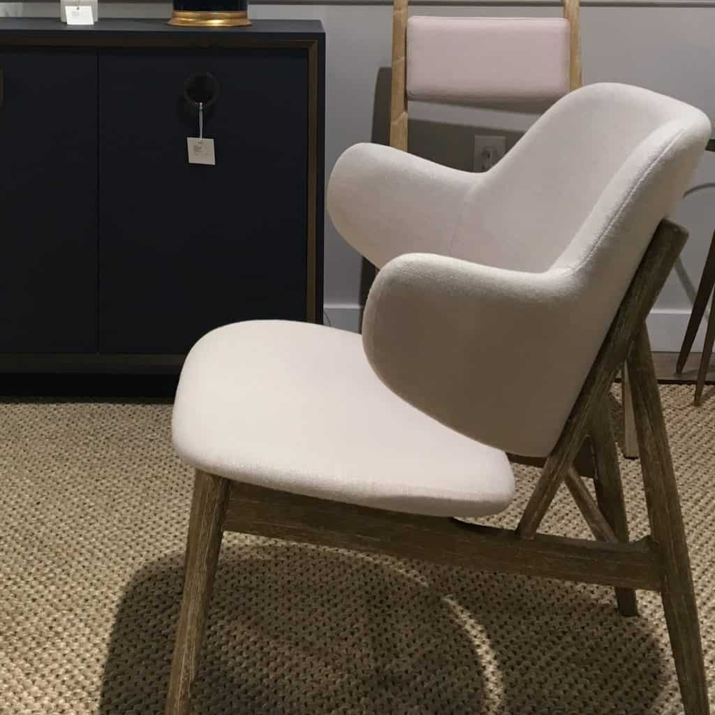mid-century style chair