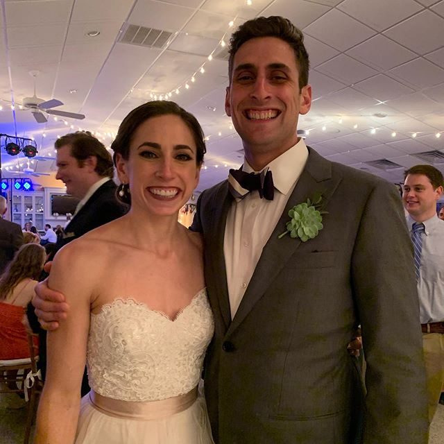 I'm so proud of my big sister! Not only is she an amazing and strong woman, but also a happily married woman! She found a terrific partner, Alex, who is a stand up guy and I'm so excited to welcome to my family as another brother! Congrats Lala and Alex!! See you in the BVIs! Enjoy your honeymoon!