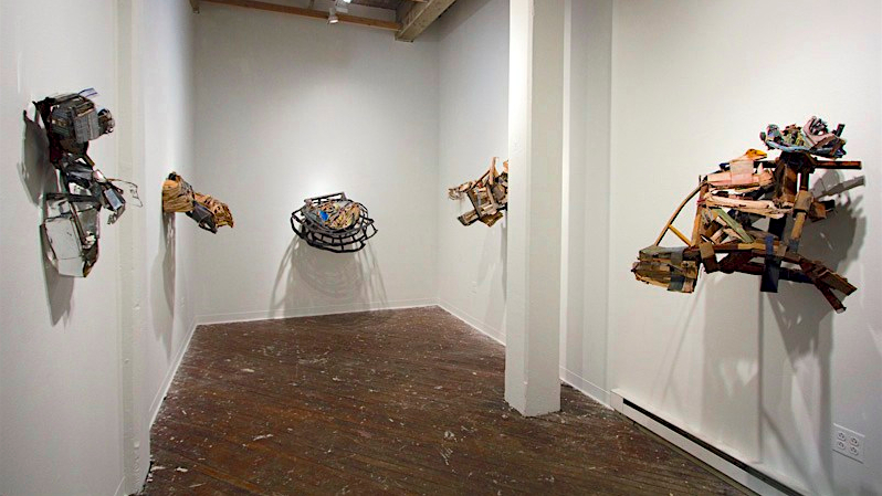 Michelle Marcuse, Installation View