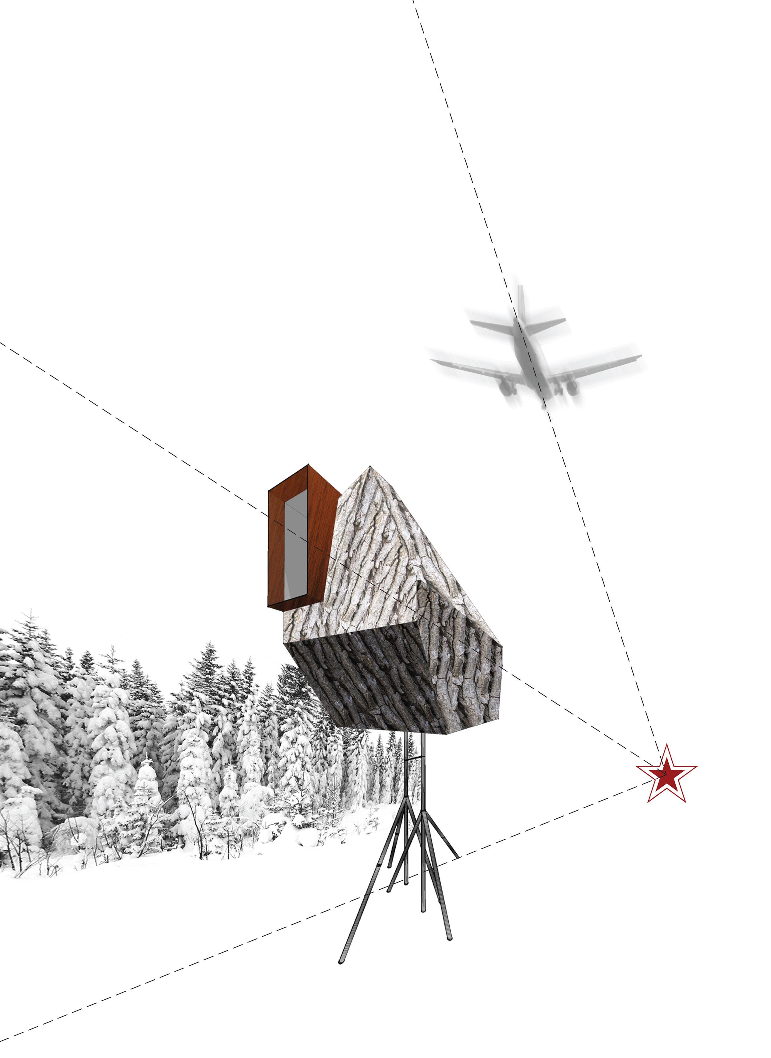 House on Chicken Feet - Perspective - Baba Yaga - Bernheimer Architecture.jpg