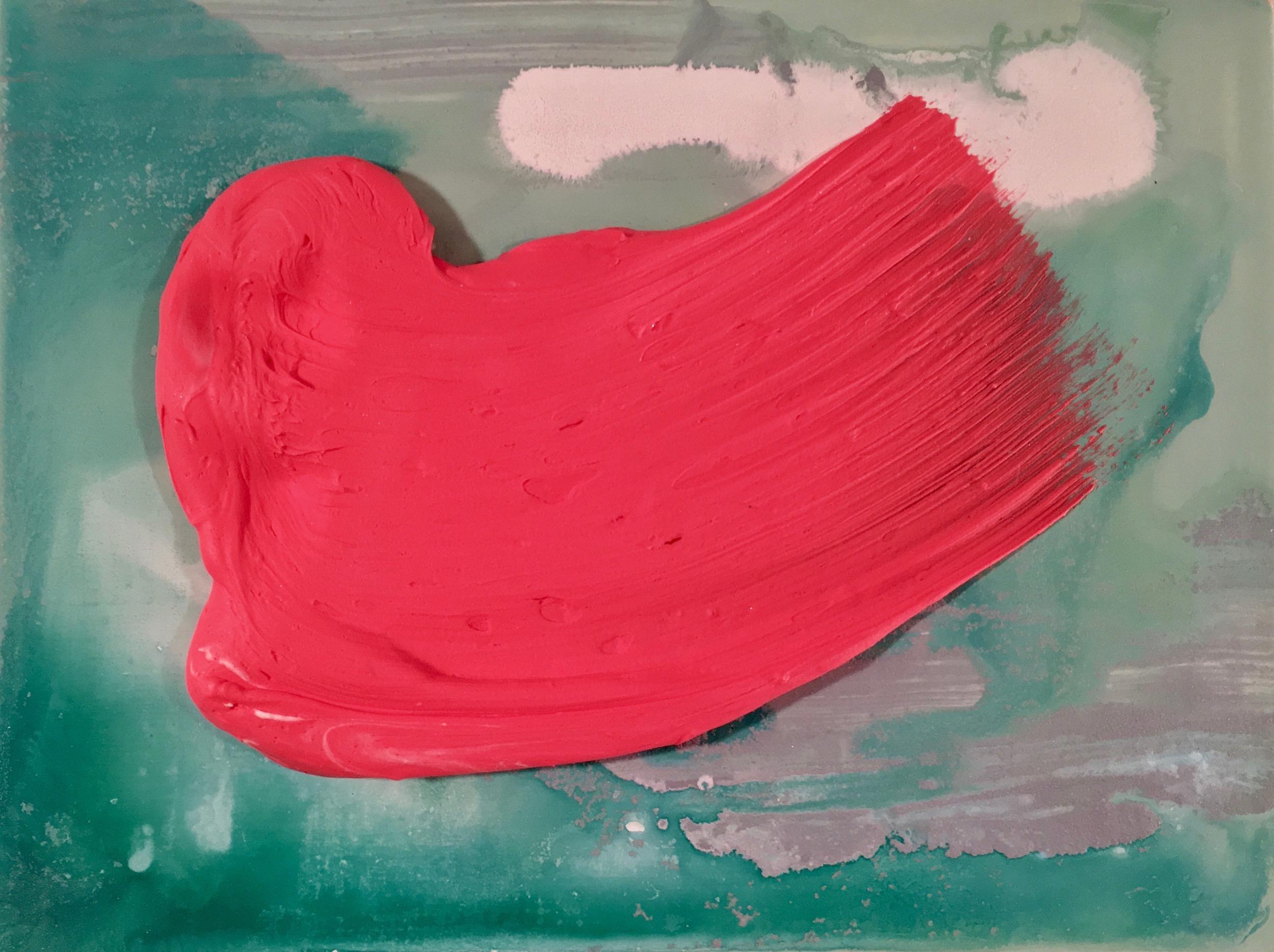 Pink Smudge