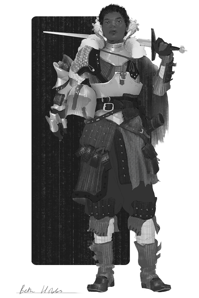 Drovaigne - Bandit Queen