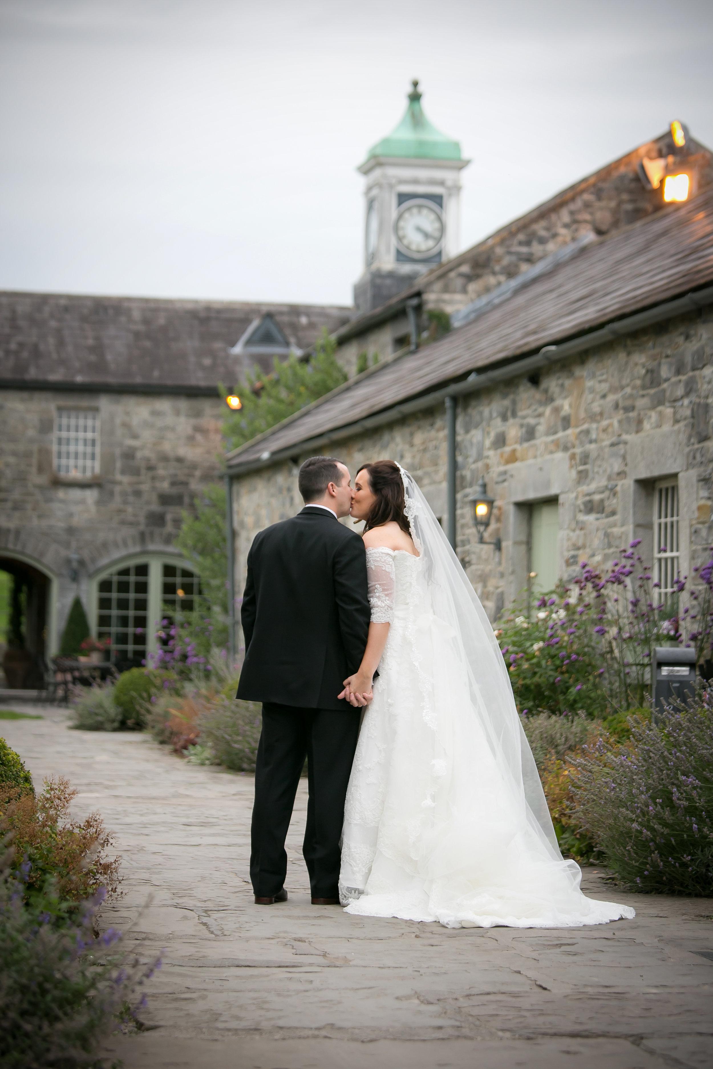 Laura & Craig @ Ballymagarvey Village - WeddingsOnline