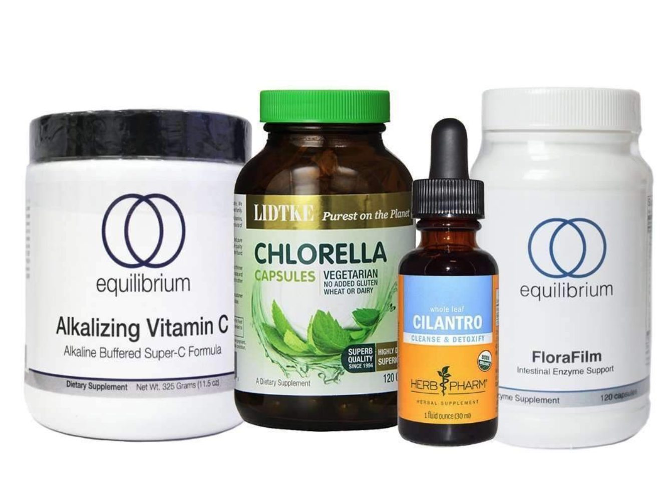 HEAVY METAL DETOX PROTOCOL - * Lasts approximately 6 weeks$99.00