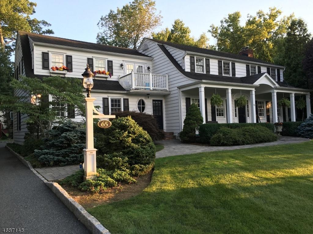 65 Browning Road, Short Hills - $1,650,000