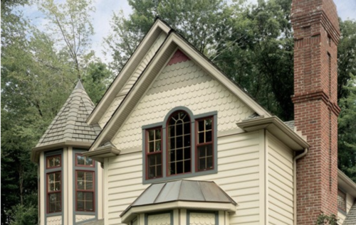 What is Exterior Trim? — Better Homes Siding