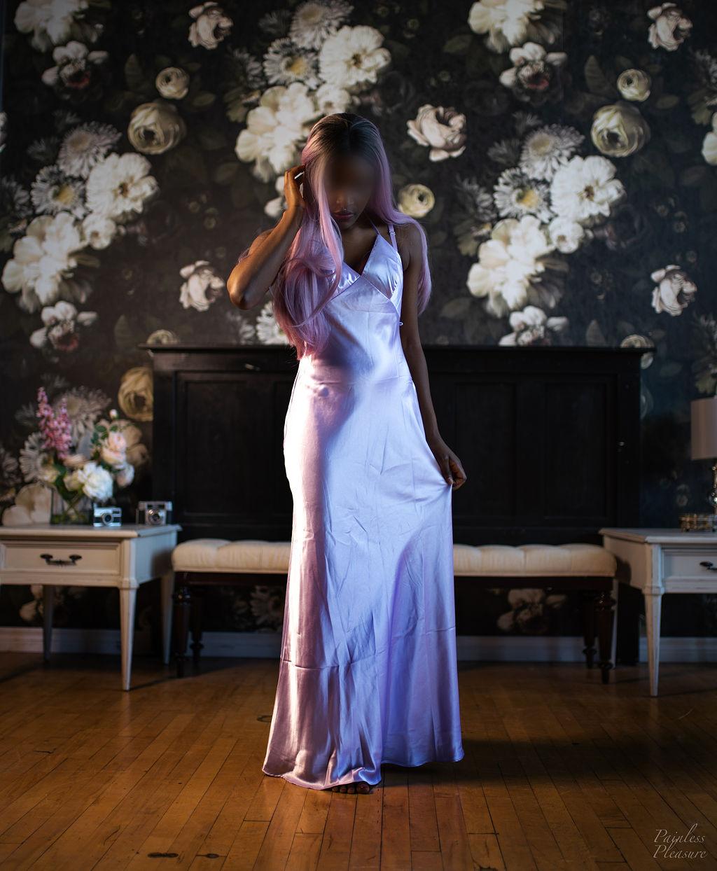 Upscale African Canadian Escort Toronto Elizabeth Lorde