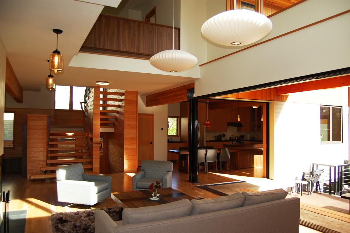 Dominic House / Living