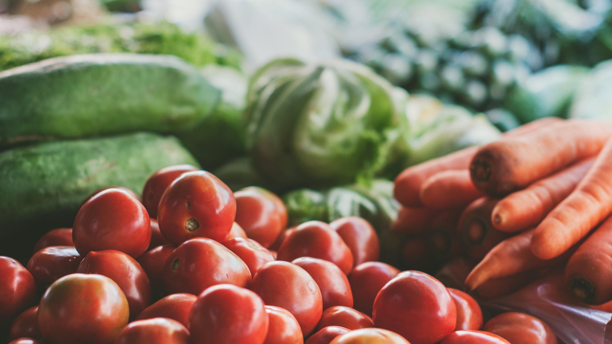 FRESH produce distribution -