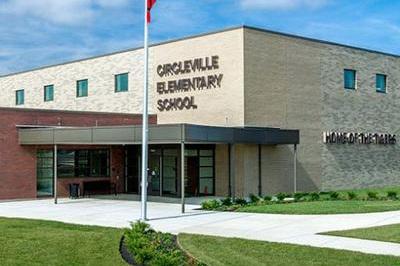 Circleville Elementary Head Start Classroom   100 Tiger Drive,  Circleville, OH 43113  (740) 474-7411